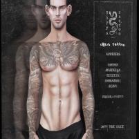 20190421 A+ dappa tattoo