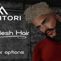 ALANTORI - Daniel Mesh Hair - 23 Color options