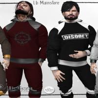 -LB- Julius Outfit Vendor For Maox