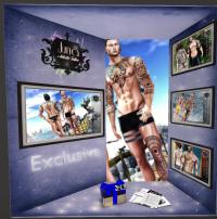 20190608 The Men Jail Juna Tattoo
