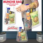 20190618 Mancave junk food