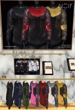 20190618 Mancave noir store