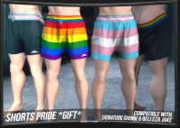 20190628 Pride Festival exalted gift