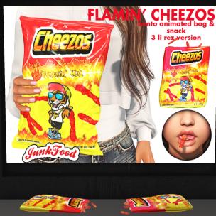20190817 Mancave junk food
