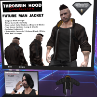 20190904 Manpocalypse throbbin hood