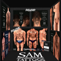 20191001 Manpocalypse sam tattoo