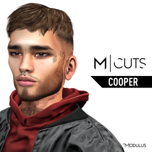 20191009 Manly Monday modulus - Cooper Hair - Advert