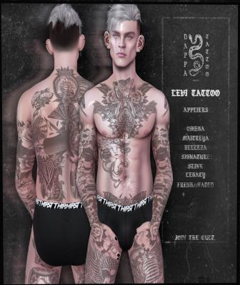 20191012 Access dappa tattoo