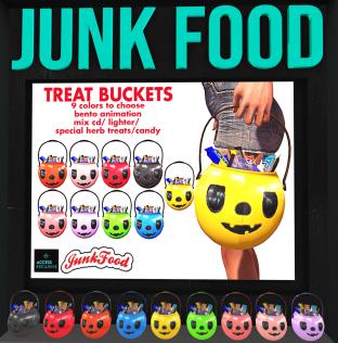 20191012 Access junk food