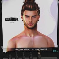 20191012 Access volt hair