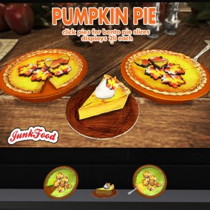 20191112 Access pumpkin pie