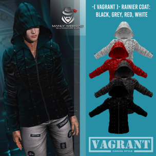 20191115 Manly Monday vagrant