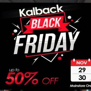 20191129 Black Friday Sales Kalback