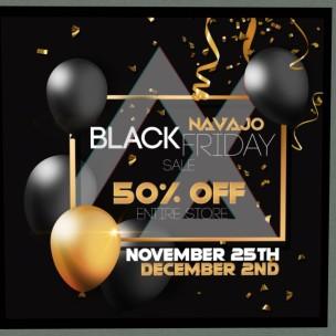 20191129 Black Friday Sales navajo