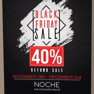 20191129 Black Friday Sales noche