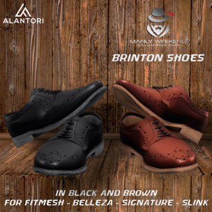 20191206 Manly Weekend ALANTORI - Brinton Shoes Manly Weekend