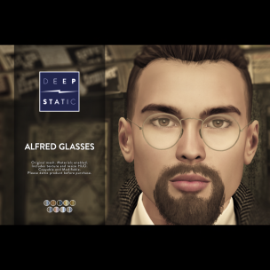 20191206 Manly Weekend Deep Static - Alfred Glasses (Updated)