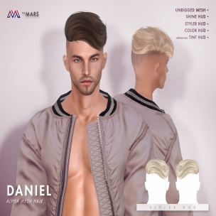 20191213 Manly Weekend Daniel Hair by TheMars