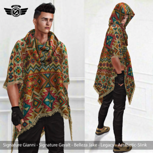20191213 Manly Weekend Stop Shop Poncho
