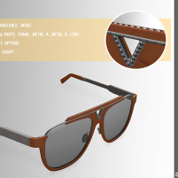 20191220 Manly Weekend BONDI . The Autum Glasses Wood HUD AD SL2