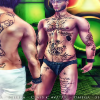 20191220 Manly Weekend Juna_ Taylor tattoo for man
