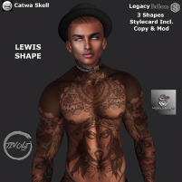 20191220 Manly Weekend - Tivoli Inc - Lewis shape for Manly Weekend
