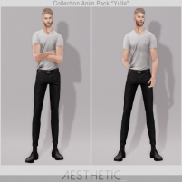 20200110 Manly Weekend Aesthetic - Collection Anim Pack 'Yulle'
