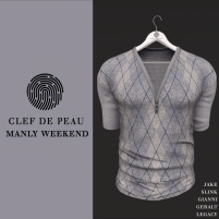 20200117 Manly Weekend Clef de Peau -Manly Monday -Jan.17th 2019