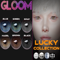 20200124 Manly Weekend Gloom. - Lucky Collection ad