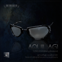 20200124 Manly Weekend ROZOREGALIA_AQUILAGI_SUNGLASSES(Manly Weekend)_AD