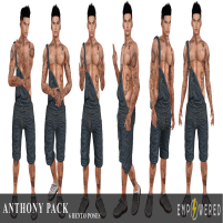 20200207 Manly Weekend [Empowered] ANTHONY PACK