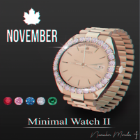 20200207 Manly Weekend November -Minimal Watch