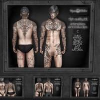 20200208 Men Jail vegas tattoo