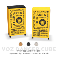 20200214 Manly Weekend [VOZ] Danger Cube AD