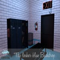 20200221 Manly Weekend LOCKER BLUE