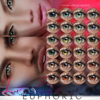 20200228 Manly Weekend .euphoric ~Love Eyes~{Catwa&Mesh] AD