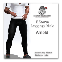 20200228 Manly Weekend E.Storm Leggings Male. Arnold