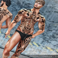 20200228 Manly Weekend Juna_ Timoti tattoo