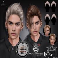 20200228 Manly Weekend Sintiklia hair max