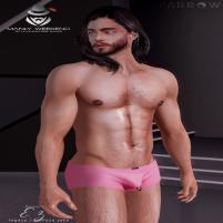 20200228 Manly Weekend [SPARROW] boxers - Ez #FRUIT DOVE