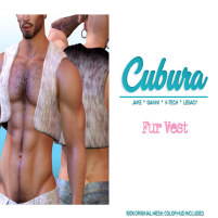 20200206 Manly Weekend cubura Fur Vest
