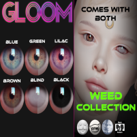 20200206 Manly Weekend Gloom. - Weed Collection AD
