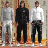 20200320 Manly Weekend E.Storm jacket. Urmas_ Sports pants OK-style