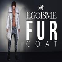 20200327 Manly Weekend Egoisme - Fur Coat