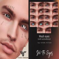 20200327 Manly Weekend Sci-Fi Eyes
