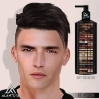 20200403 Manly Weekend ALANTORI - Glen Hair
