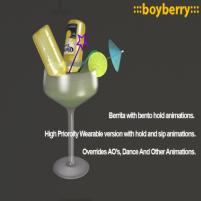 20200403 Manly Weekend boyberry Beerita