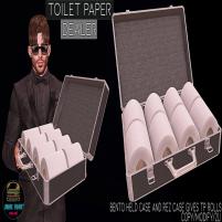 20200403 Manly Weekend Junk Food - Toilet Paper Dealer Ad