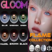 20200424 Manly Weekend Gloom. - Flame collection ad