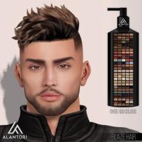 20200501 Manly Weekend ALANTORI - Blaze Hair